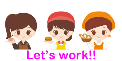 Let's workイメージ